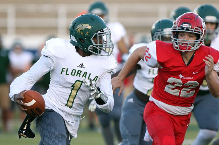 QBs Rashaad Coleman and Walter Tatum Share First AHSAA Playoff Spotlight