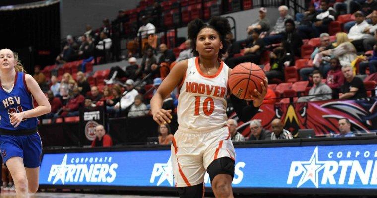 AHSAA Girls' Prep Spotlight: Hoover Wins Battle of 7A Unbeatens Over Hewitt-Trussville 60-58
