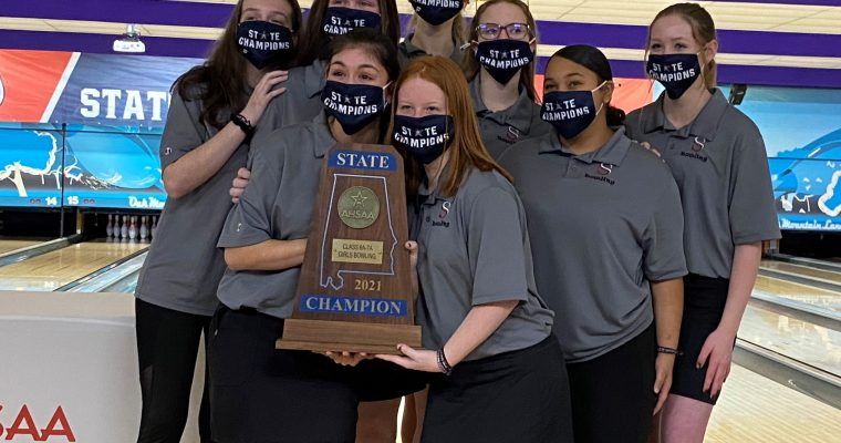 Sparkman Claims Class 6A/7A Girls' State Bowling Championship over Thompson