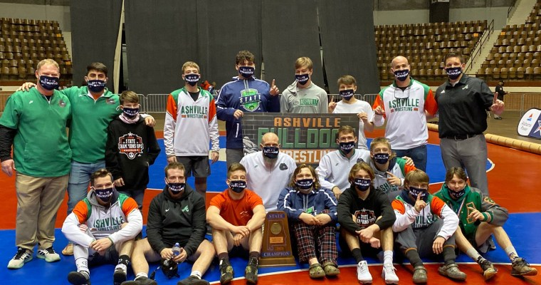 Ashville Captures First State Wrestling Title with 1A/4A Championship Saturday