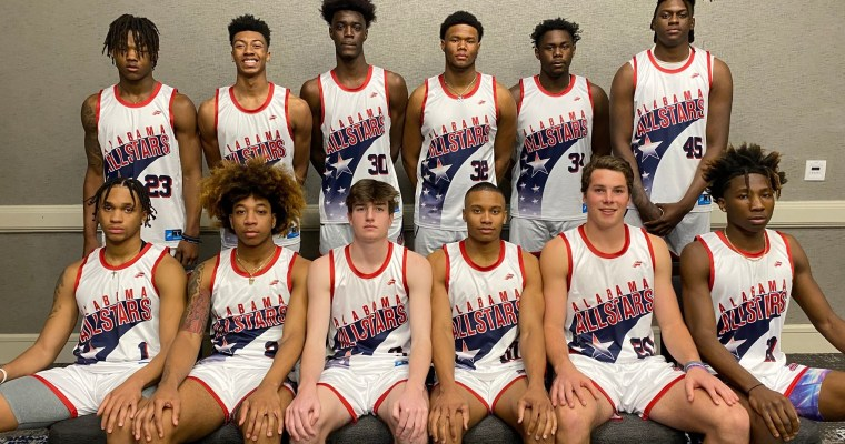 Alabama All-Star Boys' Team Looks Better Upclose and in Person says Coach Steve Ward