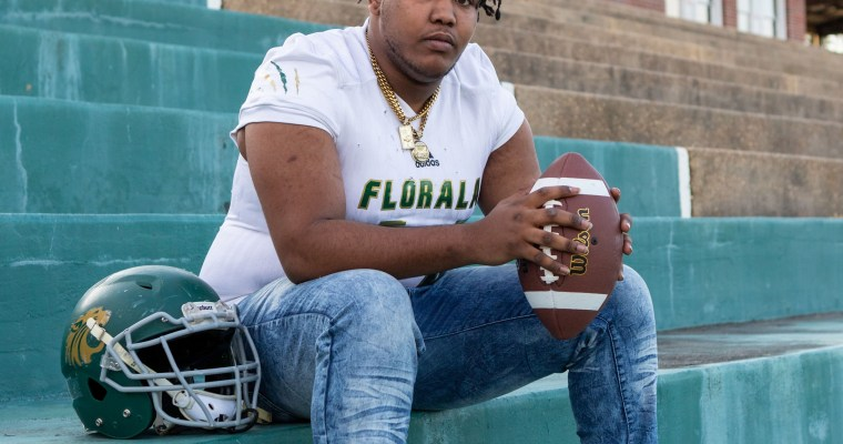 Florala's Small-School Setting Helps Teen Cleve Gettis Cope with Horrific Family Tragedy