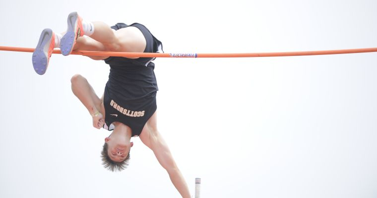 Pole Vaulter Maddox Hamm Clears 17 Feet to Highlight 2021 State Track Championships