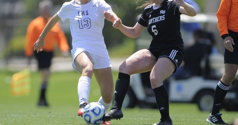 AHSAA 30TH STATE SOCCER CHAMPIONSHIPS CLASS 7A GIRLS' SEMIFINALS