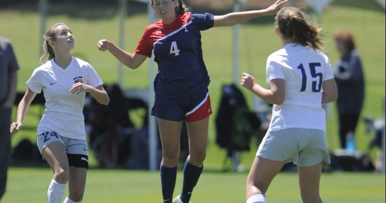 AHSAA 30TH STATE SOCCER CHAMPIONSHIPS: CLASS 1A/3A GIRLS' SEMIFINALS