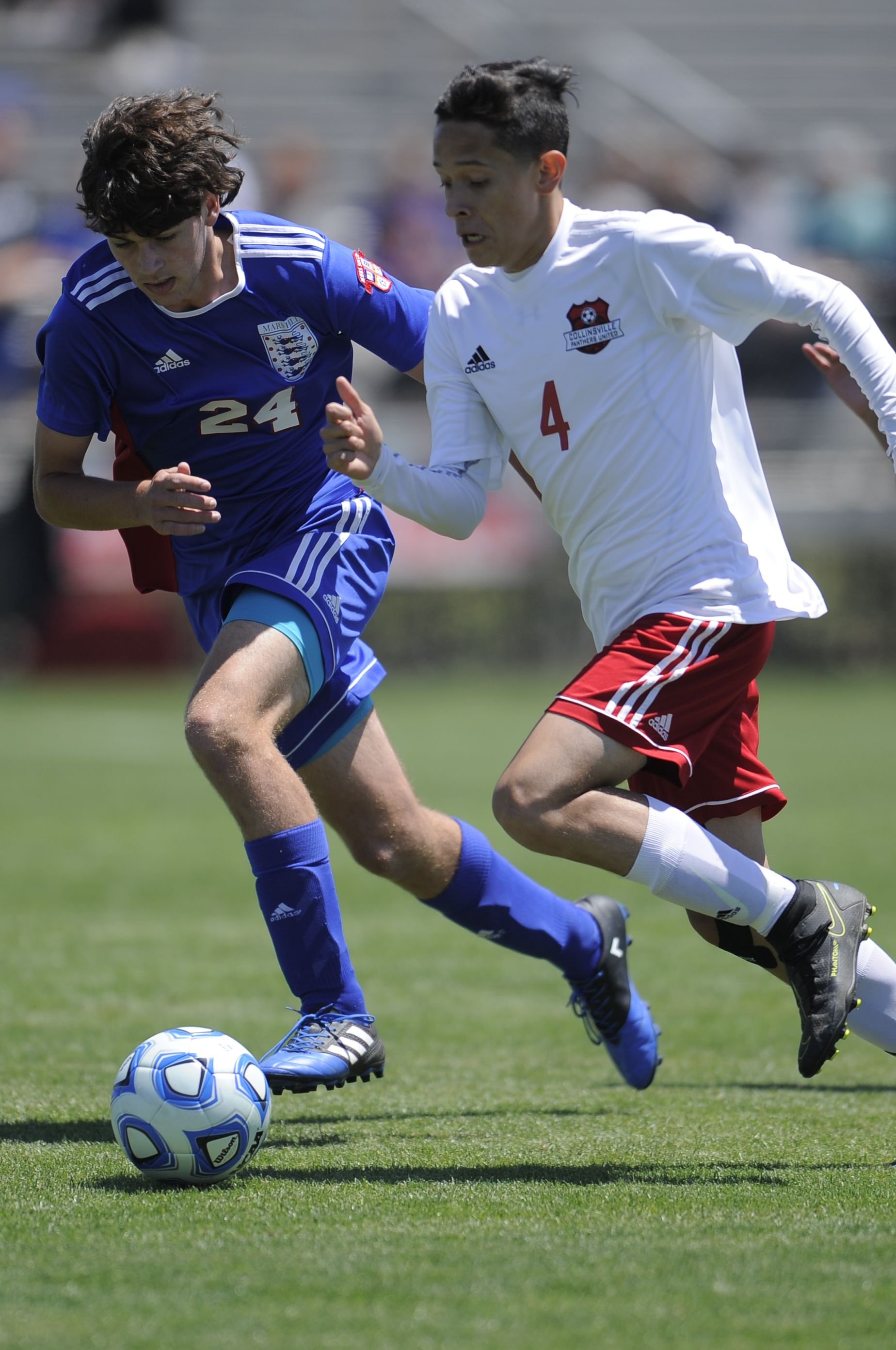AHSAA 30TH STATE SOCCER CHAMPIONSHIPS CLASS 1A/3A BOYS' SEMIFINALS