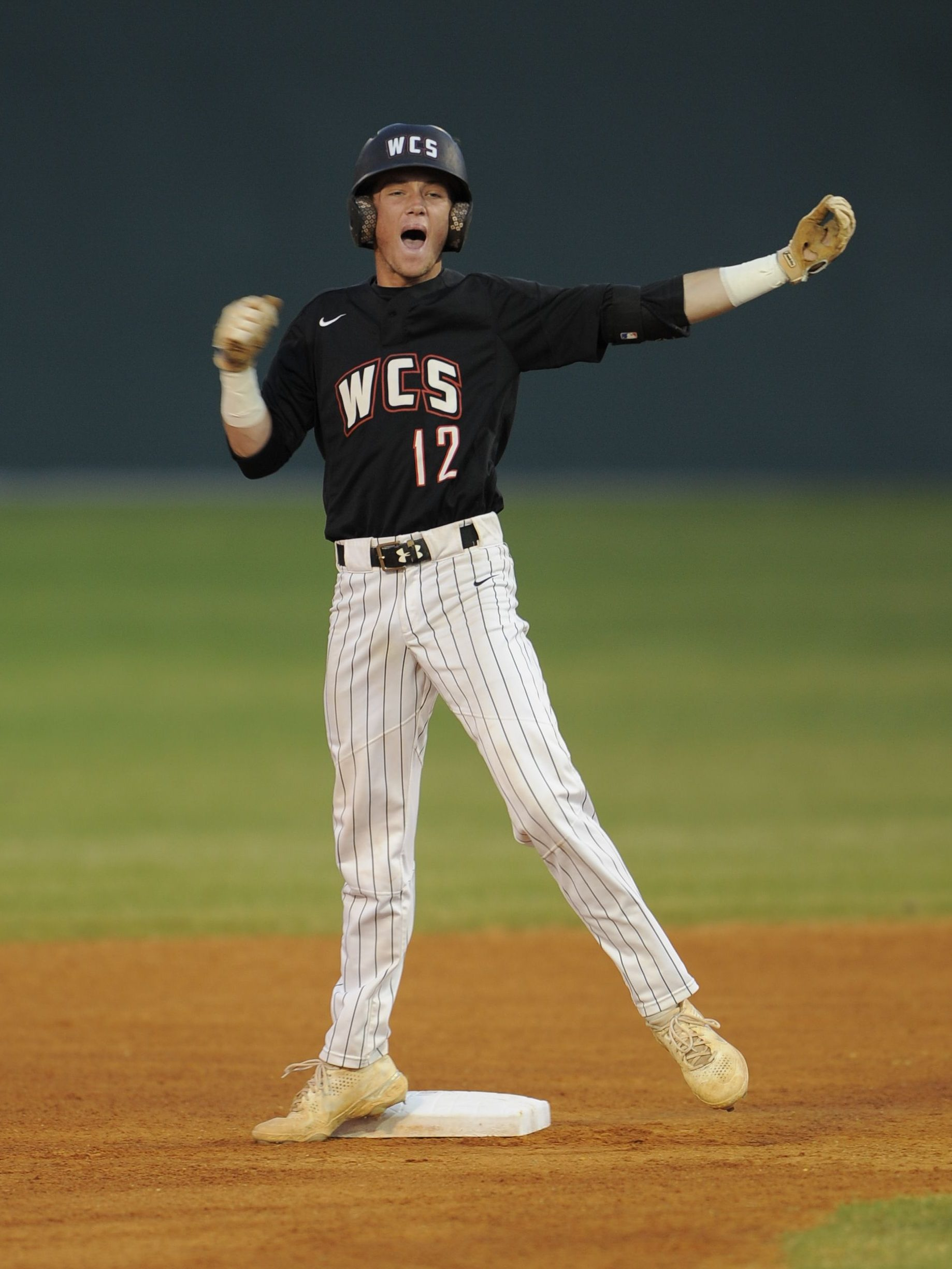 AHSAA STATE BASEBALL CHAMPIONSHIPS CLASS 2A GAME 1: Westbrook Christian 5, G.W. Long 0