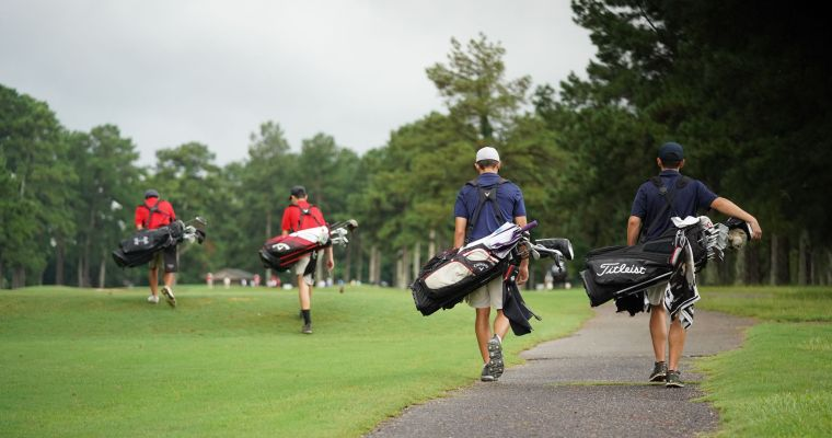 North Boys, South Girls Claim All-Star Victories in Rain-shortened Golf Competition at Arrowhead CC