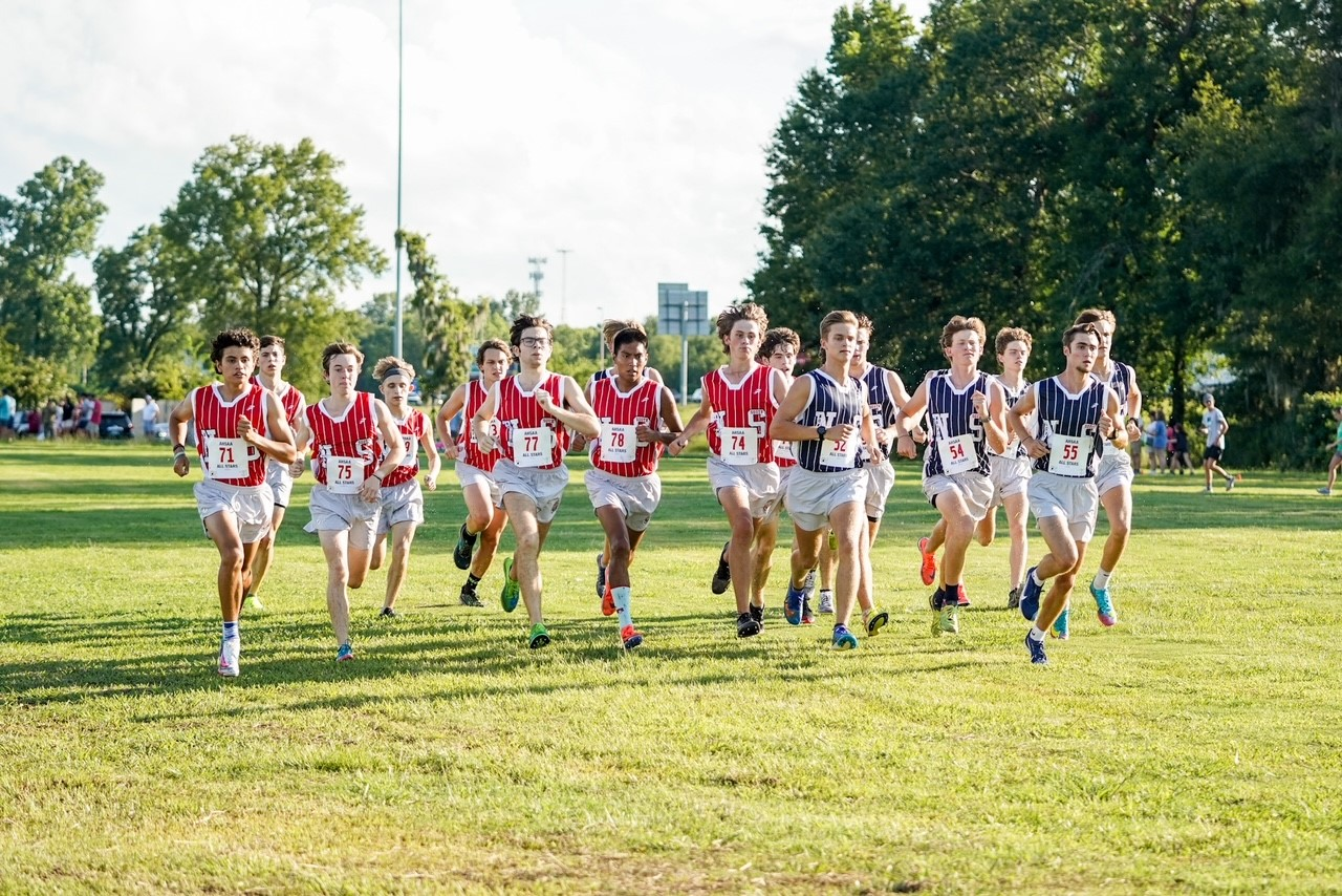 South Boys and Girls Capture AHSAA All-StarCross Country Races at Gateway Park Wednesday
