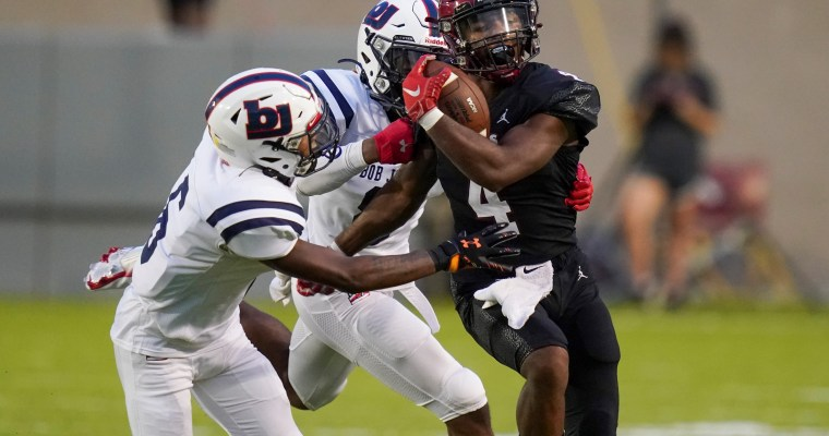 Dothan Claims Hard Fought 42-32 Win over Bob Jones in Friday's Kickoff Classic