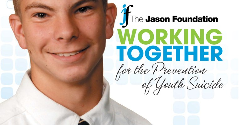 The Jason Foundation, Inc. Recognizes September as Suicide Prevention Month