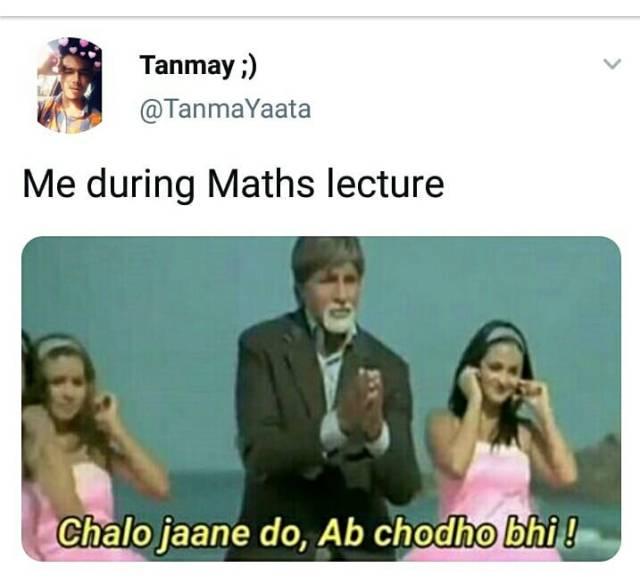 Irrfan - Maths memes