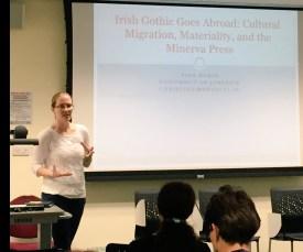 Dr Christina Morin