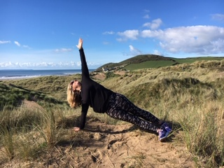 Pilates for all, with Katie Woodgate