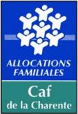 Partenaire de l'AH TOUPIE : CAF charente