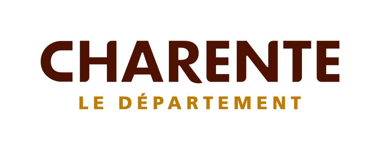 Logo departement charente client des prestations ahtoupie
