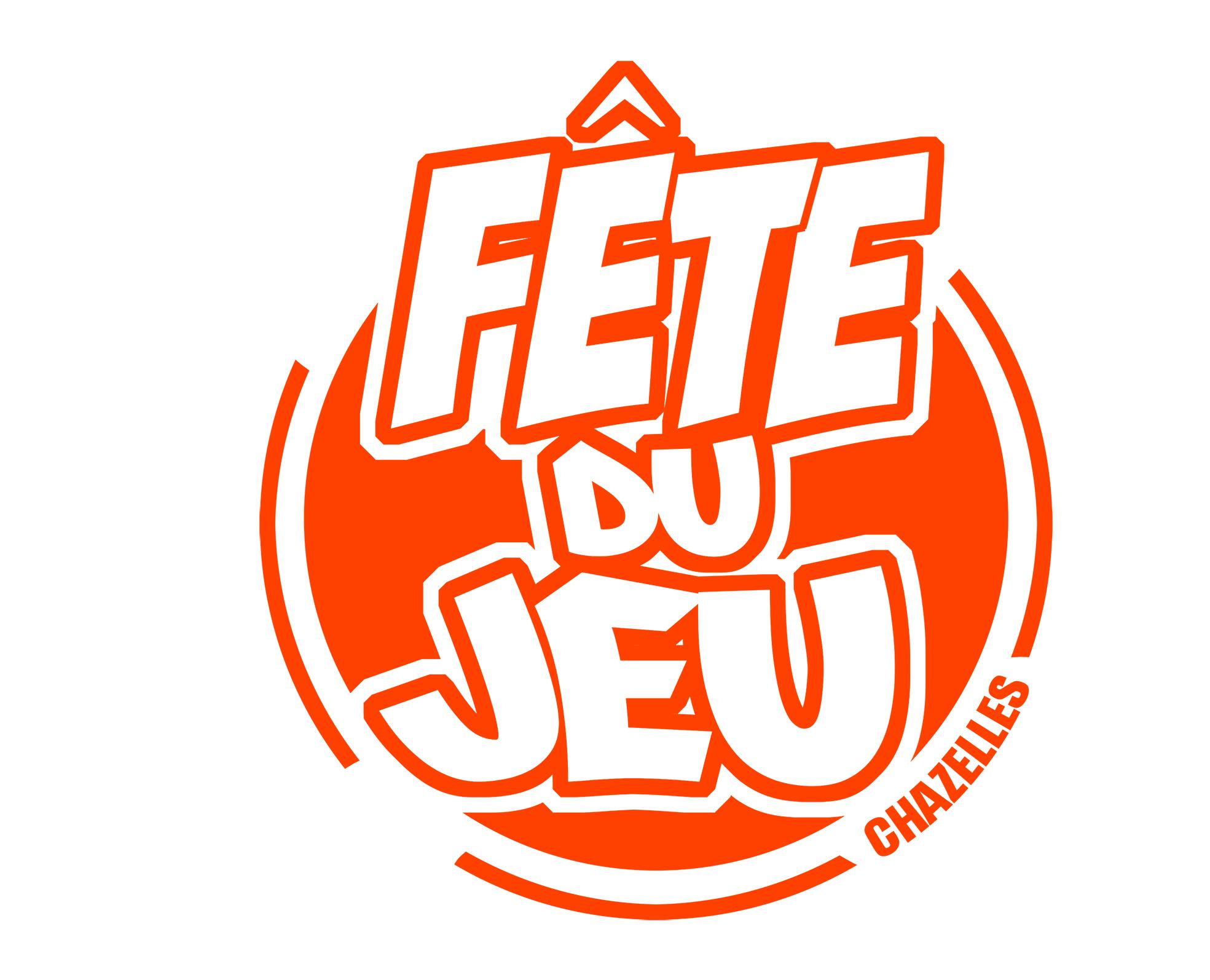 Logo fête du jeu