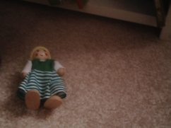 """One of his """"dolls"""" he literally took about fifteen pictures of her alone."""