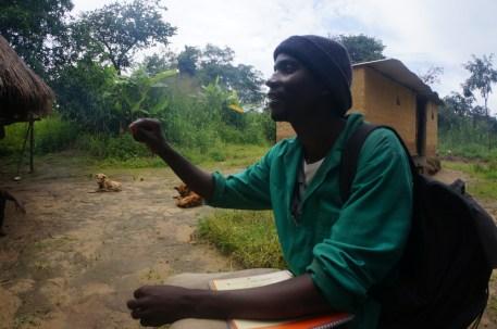 Austin teaching malaria