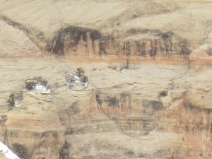 heart in the wall in Colorado National Monument