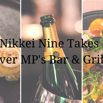 Nikkei Nine Takes Over MP's Bar & Grill