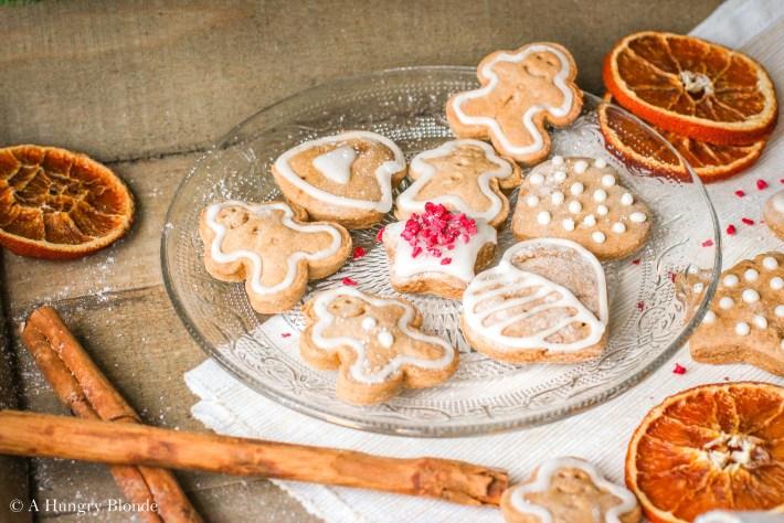 Gingerbread Biscuits
