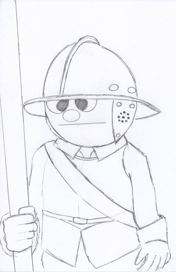 Drawings of Civil War   ahutton8