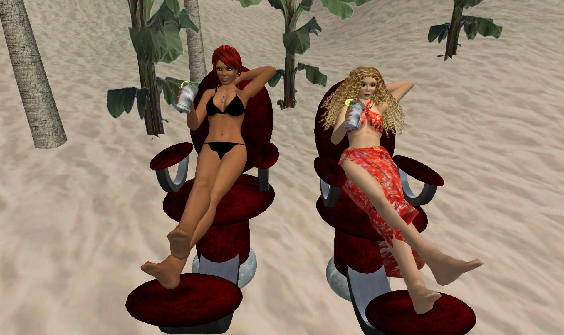sunbathing-beauties