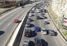 """صورة مجرمون يستهدفون """"السيارات"""" بالحجارة على أوتوستراد الجنوب – بيروت إحذروهم"""