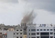صورة تنين البحر يحط في مرفأ بيروت… تحذير بضرورة عدم الاقتراب منه