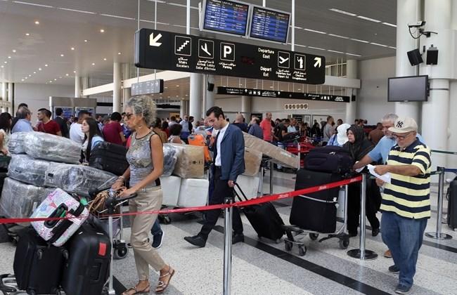 lebanese at beirut airport