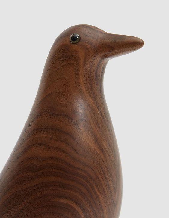 Vitra : Eames House Bird Figurine