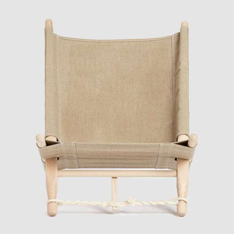 Skovshoved Møbelfabrik : OGK Safari Chair in Natural