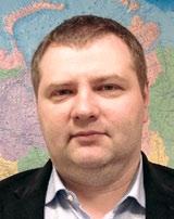 Павел Нестерюк управляющий ТПГ «ARGO»