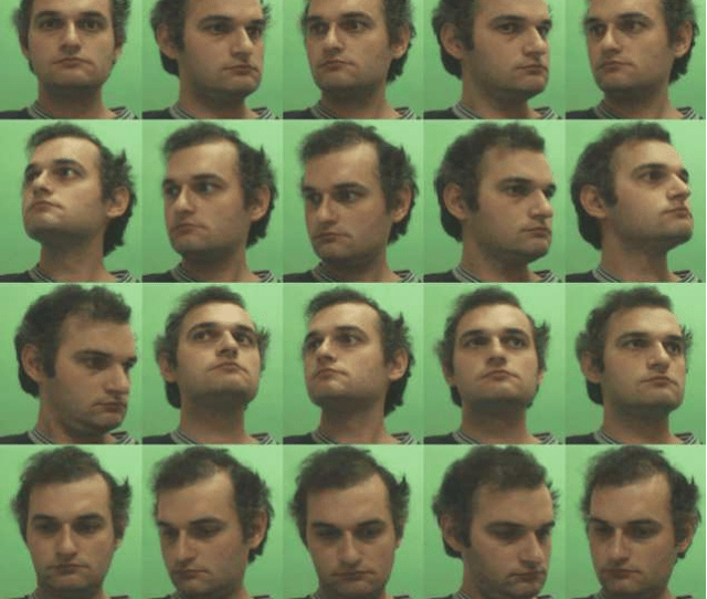 Sample Frames From The Video Used In The Experiments Only An Extract