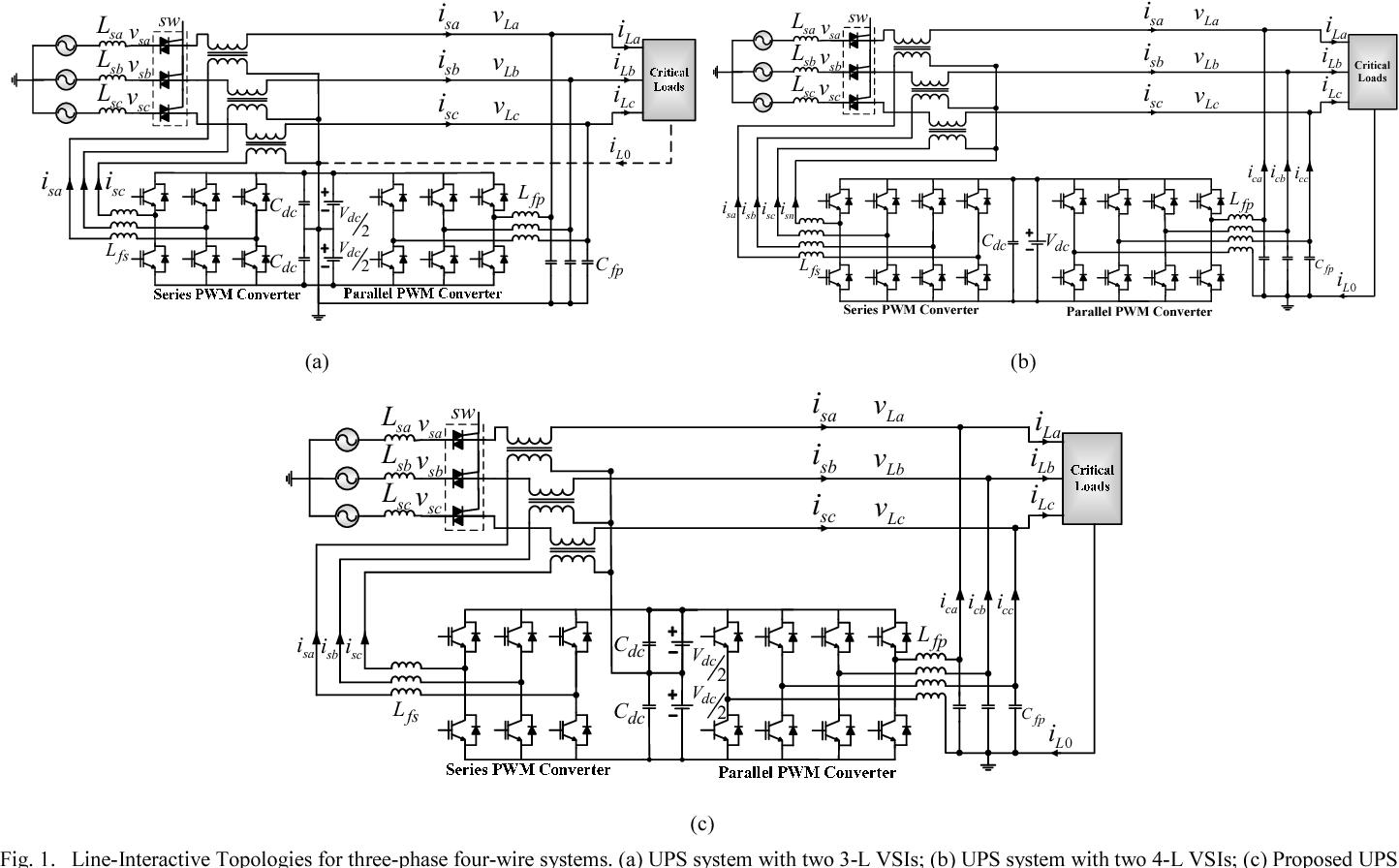 3 Phase Wiring Schematic