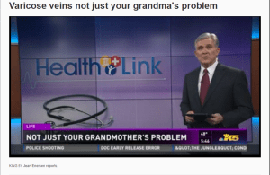 Vein News Video