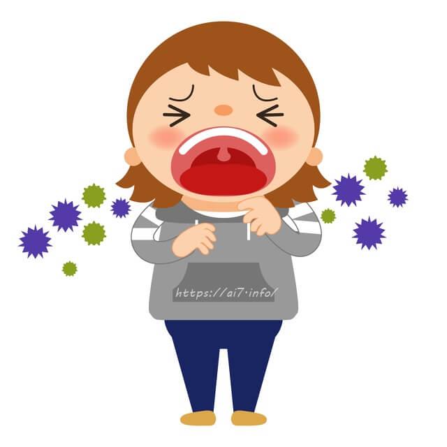 花粉症の症状 風邪との区別