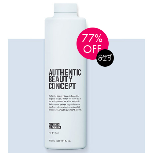 authentic beauty concept cleanser