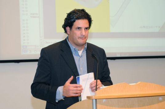 2011 AIA Fall Lecture - 1803