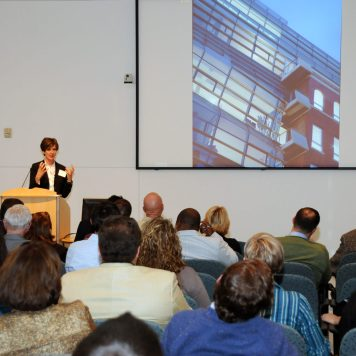 2011 AIA Fall Lecture - 1821
