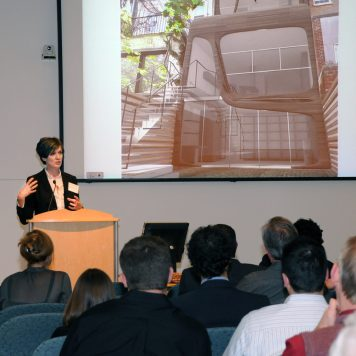 2011 AIA Fall Lecture - 1856