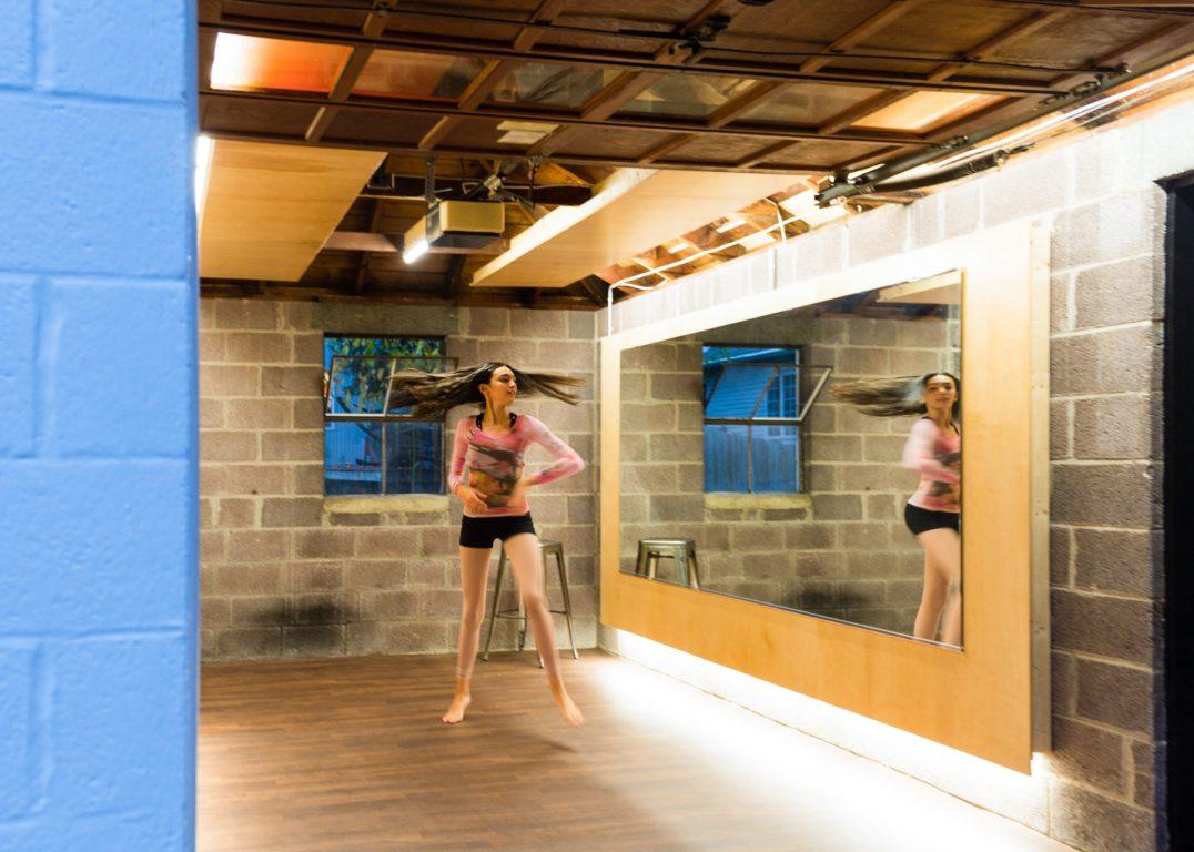 Dance-Studio-Garage-Bay-Renovation