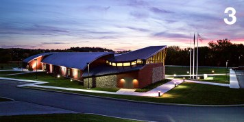 West Manchester Municipal Building Complex, West Manchester Township, York, Pennsylvania Architect: Murphy & Dittenhafer Architects Photography: John Allen, J David Allen & Son Photography