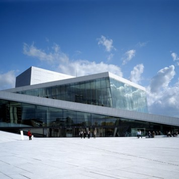 Snohetta Architects Opera House Oslo (2008) Oslo, Norway, 2008