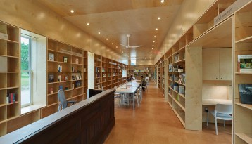 2013_Newbern Library 05_interior