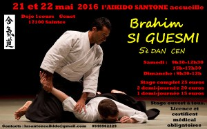 Brahim SI GUESMI (Saintes)