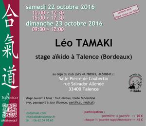 Affiche Léo TAMAKI Talence (jpeg)