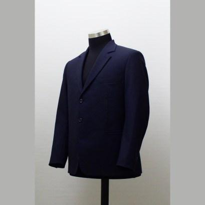 The suit jacket made of Italian cool wool with hybrid medium construction in English syle / Öltönyzakó olasz gyapjúból merevebb hibrid kidolgozással angol stílusban