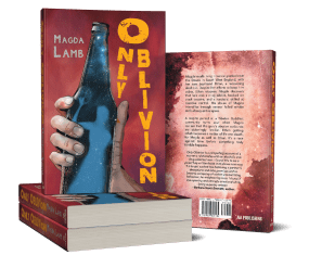 Only Oblivion Cover